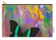 Butterfly Wall Carry-all Pouch