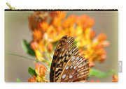 Butterfly Weed 2 Carry-all Pouch