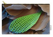 Butterfly Wing Scale Sem Carry-all Pouch