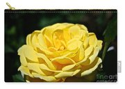 Buttery Rose Carry-all Pouch