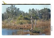 Buxton Salt Marsh - Outer Banks Nc Carry-all Pouch
