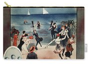 By The Beautiful Sea, 1914 Carry-all Pouch