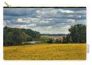Bypass The Country Fields Carry-all Pouch
