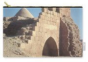 Byzantine Ruins Carry-all Pouch by Photo Researchers, Inc.