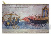 Byzantine Sailors  Carry-all Pouch