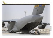 C-17s Deliver, Pick-up Cargo Carry-all Pouch