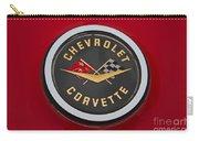 C1 Corvette Emblem Carry-all Pouch