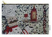 Cabaret Wine Carry-all Pouch by Cynthia Amaral