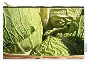 Cabbage Heads Carry-all Pouch