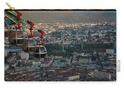 Cable Car In Grenoble  Carry-all Pouch