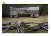Cable Mill Barn In Cade's Cove No.122 Carry-all Pouch