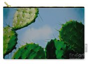 Cacti Junkie Carry-all Pouch