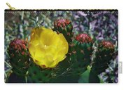 Cactus Blossom 8 Carry-all Pouch