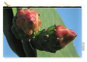 Cactus Buds Carry-all Pouch