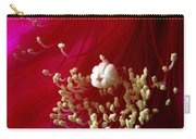 Cactus Flower Interior Carry-all Pouch
