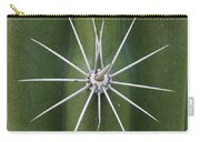Cactus Spines, Saguaro National Park Carry-all Pouch