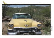 Caddy In The Desert Carry-all Pouch