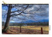Cades Cove Lane Carry-all Pouch