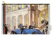 Cadillac Ad, 1927 Carry-all Pouch
