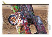 Cadillac Graveyard II - Impressions Carry-all Pouch