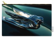 Cadillac Hood Angel Carry-all Pouch