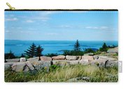 Cadillac Mountain Summit View Carry-all Pouch