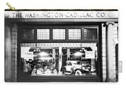 Cadillac Storefront, 1927 Carry-all Pouch