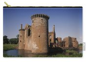 Caerlaverock Castle, Dumfries, Scotland Carry-all Pouch