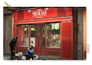 Cafe De Mexicana Panhandlers Carry-all Pouch