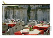 Cafe In Split Old Town Carry-all Pouch