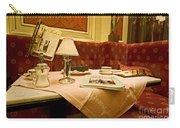Cafe Sacher - Vienna Carry-all Pouch