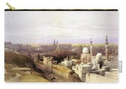 Cairo From The West Carry-all Pouch