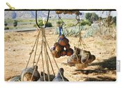 Calabash Gourd Bottles In Mexico Carry-all Pouch by Elena Elisseeva