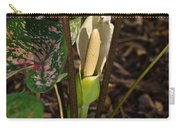 Caladium Flower 2 Carry-all Pouch
