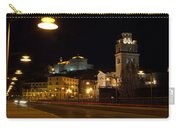 Calahorra Cathedral At Night Carry-all Pouch