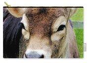 Calf Closeup Carry-all Pouch