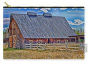 Calgary Barn Hdr Carry-all Pouch