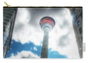 Calgary Tower Hdr Carry-all Pouch