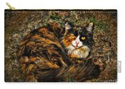 Calico Cat Carry-all Pouch