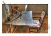 California Mission La Purisima Desk Carry-all Pouch