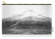 California: Mount Shasta Carry-all Pouch