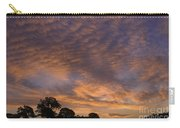 California Oaks And Sunrise Carry-all Pouch