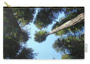 California Redwood Trees Fine Art Prints Forest Carry-all Pouch