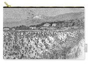 California: Vineyard, 1889 Carry-all Pouch