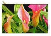 Calla Lillies Carry-all Pouch
