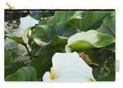Callas At River Carry-all Pouch