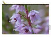 Calluna Vulgaris 4  Carry-all Pouch