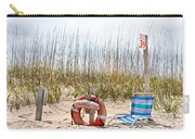 Calm By The Sea Carry-all Pouch