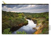 Calm River Carry-all Pouch by Carlos Caetano