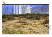 Calm Wind Palm Springs Carry-all Pouch